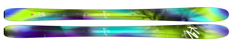 Anna segal k2 contest skis