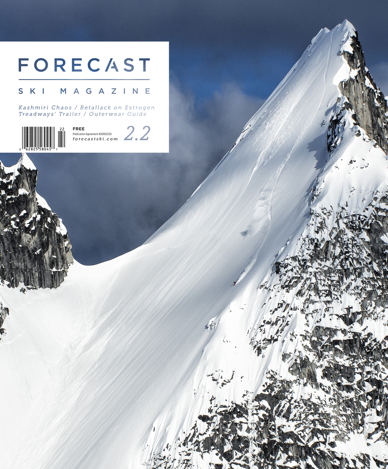 Forecast issue 2.2 preview cover