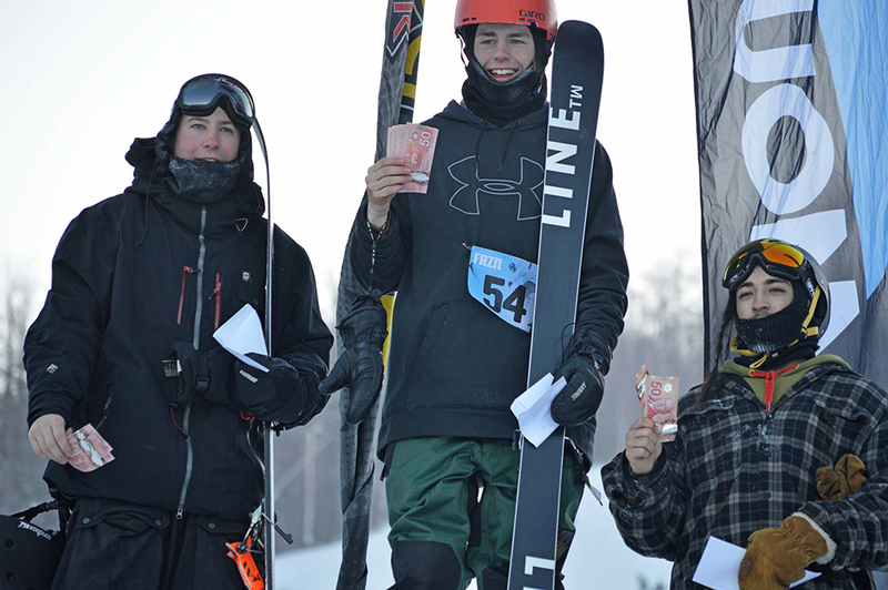 Frozen rail jam 2017 results 2