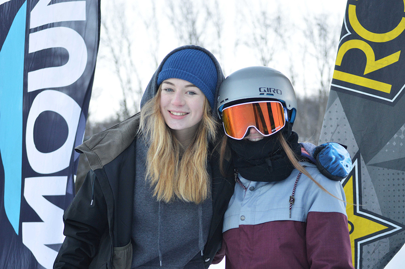 Frozen rail jam 2017 results 3