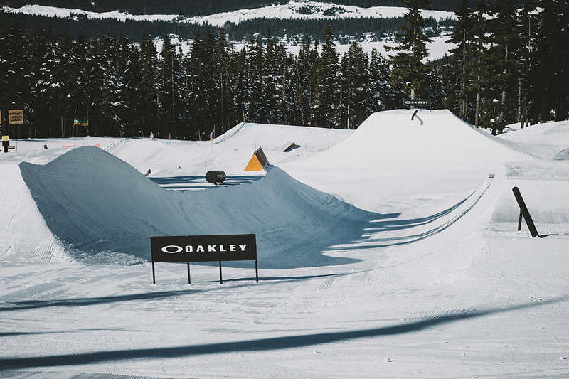 Oakley week 2017 pipe chad