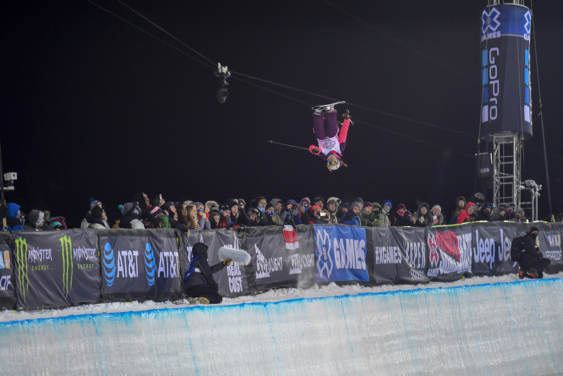 X games 2017 marie martinod